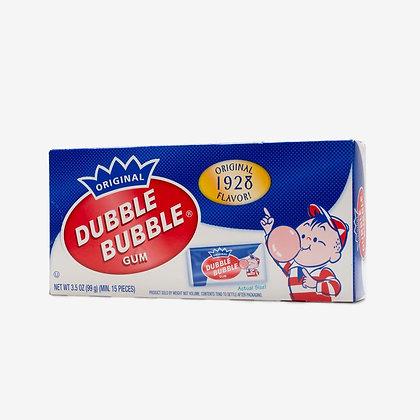 Dubble Bubble Gum Retro Box 99g