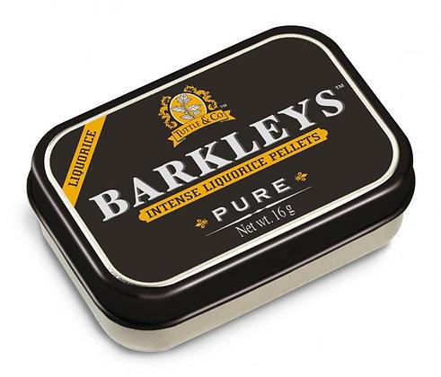 Barkley's Pure Liquorice Mini Pellets 16g