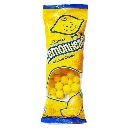 Lemonhead Lemon Candy 85g