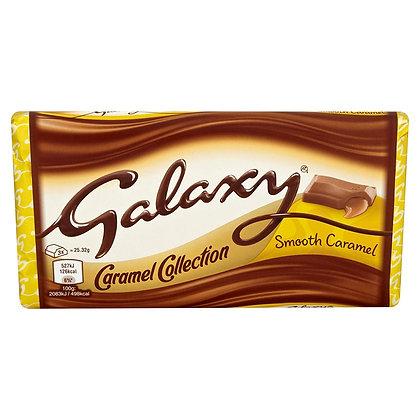 Galaxy Smooth Caramel Bar 135g