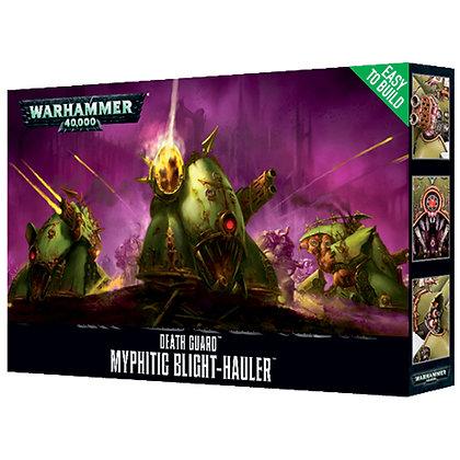 Warhammer 40K Death Guard Myphitic Blight-Hauler