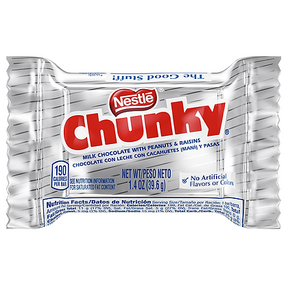 Nestle Chunky Bar 39.6g
