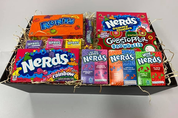 Candy Lovers Hamper