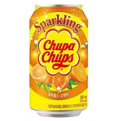 Chupa Chups Sparkling Orange (Korea)