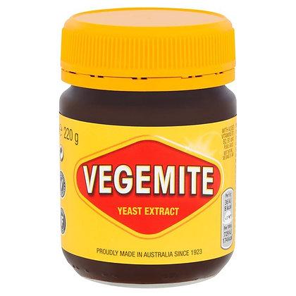 Vegemite Yeast Extract 220g