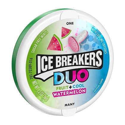 Ice Breakers - Duo Watermelon 36g