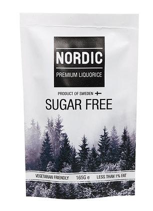 Nordic Premium Liquorice - Sugar Free 165g