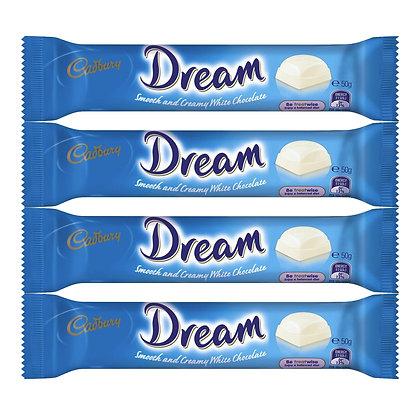FOUR Cadbury Dream Bars 50g