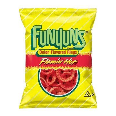 Funyuns - Flamin' Hot 21.2g