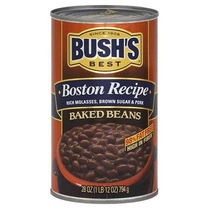 Bush's Best Boston Recipe Baked Beans 794g