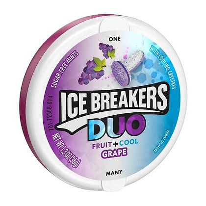 Ice Breakers - Duo Grape 36g