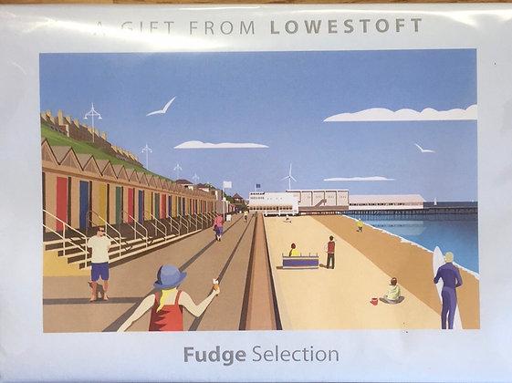 Beaches & Cream Southwold - Fudge Selection Gift Box 170g