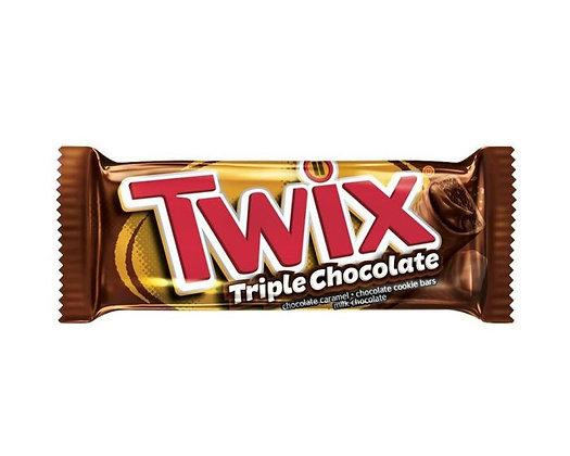 Twix Triple Chocolate 40g