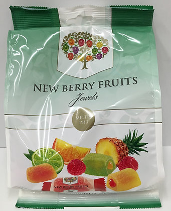 New Berry Fruits Jewels 280g