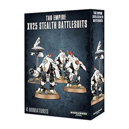 Warhammer 40K T'au Empire XV25 Stealth Battlesuits