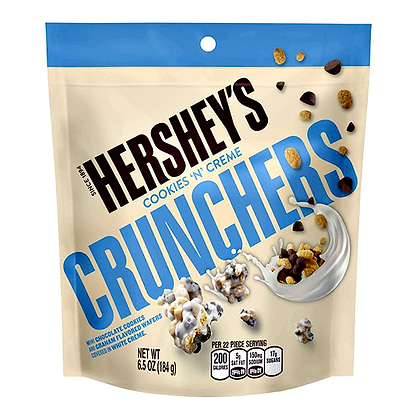 Hershey's Cookies and Creme Crunchers 184g