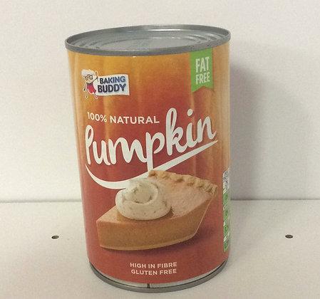 Baking Buddy 100% Pumpkin Purée 425g