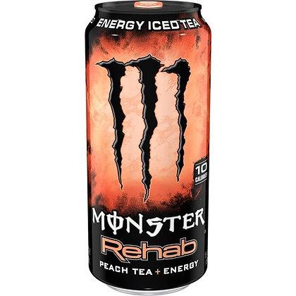 Monster Rehab Peach Tea + Energy 458ml