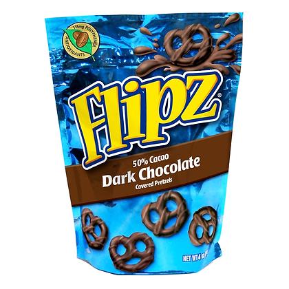 Flipz dark chocolate pretzels 113g