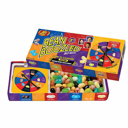 Jelly Belly - Bean Boozled 3rd Edition 100g (Includes Game Wheel)