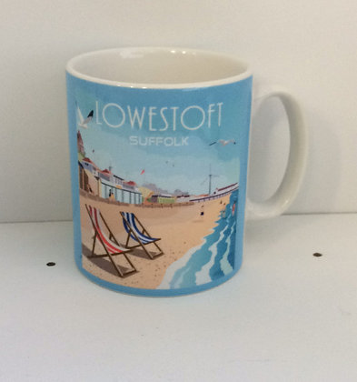 Lowestoft Mug