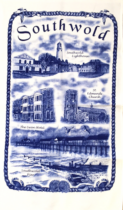 Southwold Tea Towel