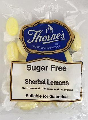 Thorne's Sugar Free - Sherbet Lemons 100g