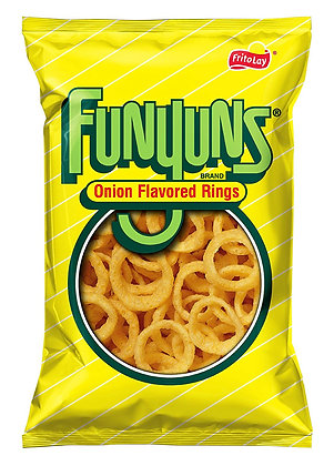 Funyuns Onion Flavoured Rings 21.2g