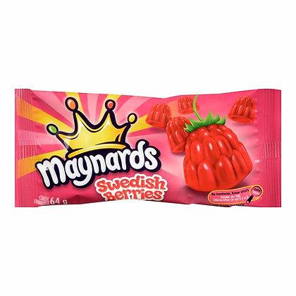 Maynards Swedish Berries 64g