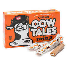 Caramel Cow Tales Minis 85g
