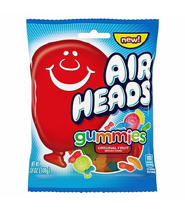 Air Heads Gummies 108g
