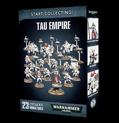 Warhammer 40K Tau Empire Start Collecting