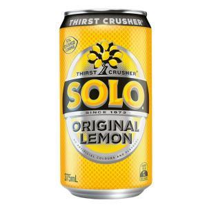 Solo Original Lemon