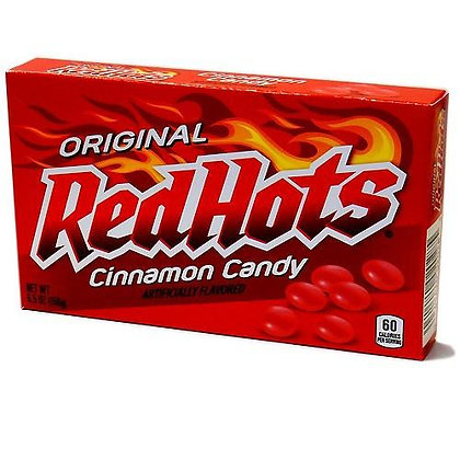 Original Red Hots - Cinnamon Candy 156g
