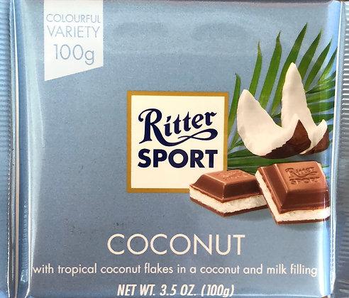 Ritter Sport - Coconut 100g