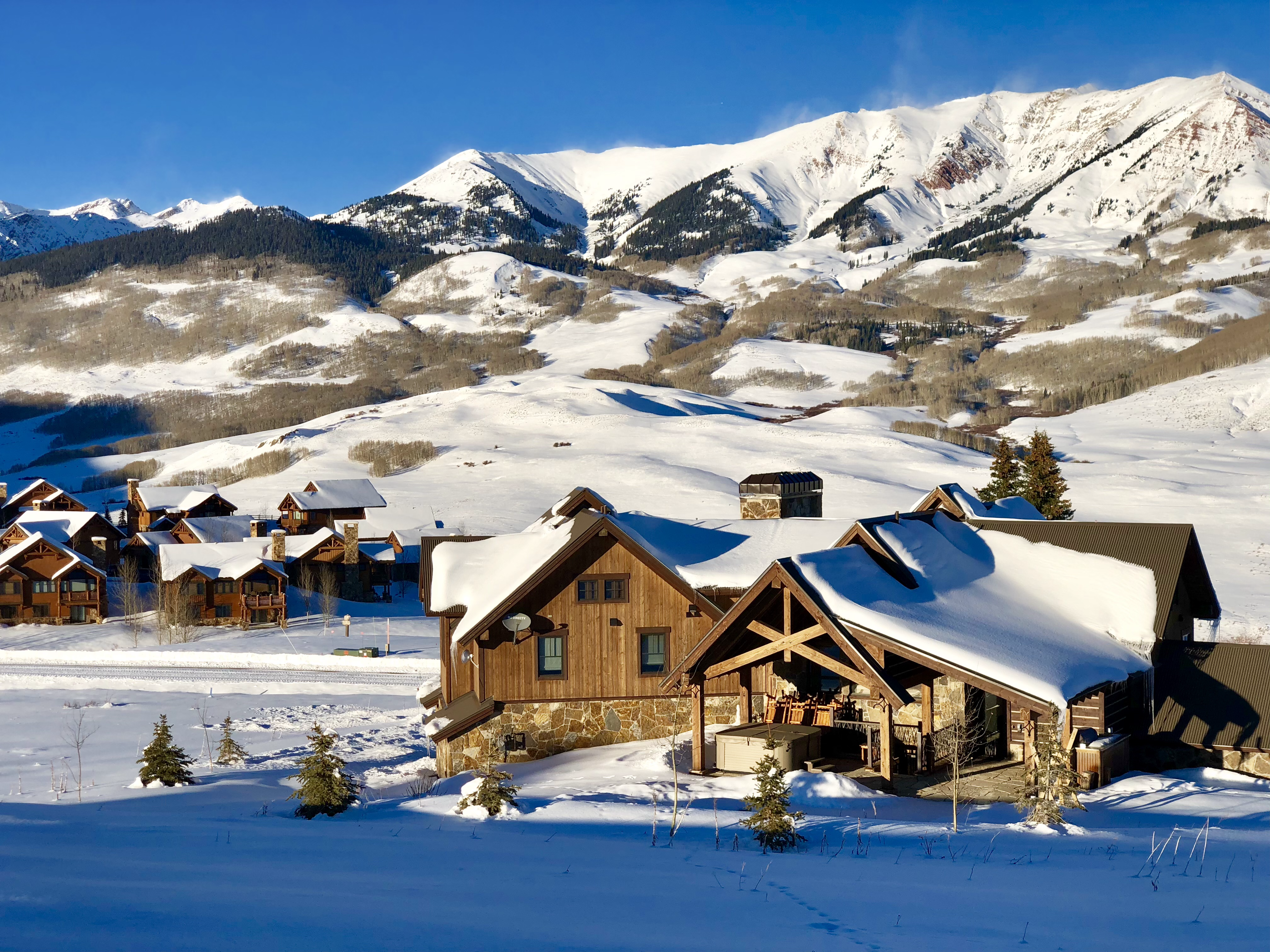 Crested Butte Colorado cabins