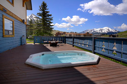 Nordic Inn Crested Butte Hot Tub