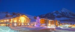 Nordic Inn Crested Butte Christmas Tree