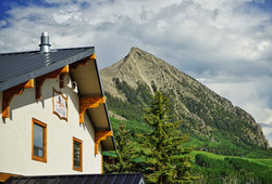 Nordic Inn Crested Butte mountain