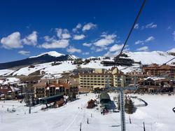 Crested Butte Mountain Resort ski lift