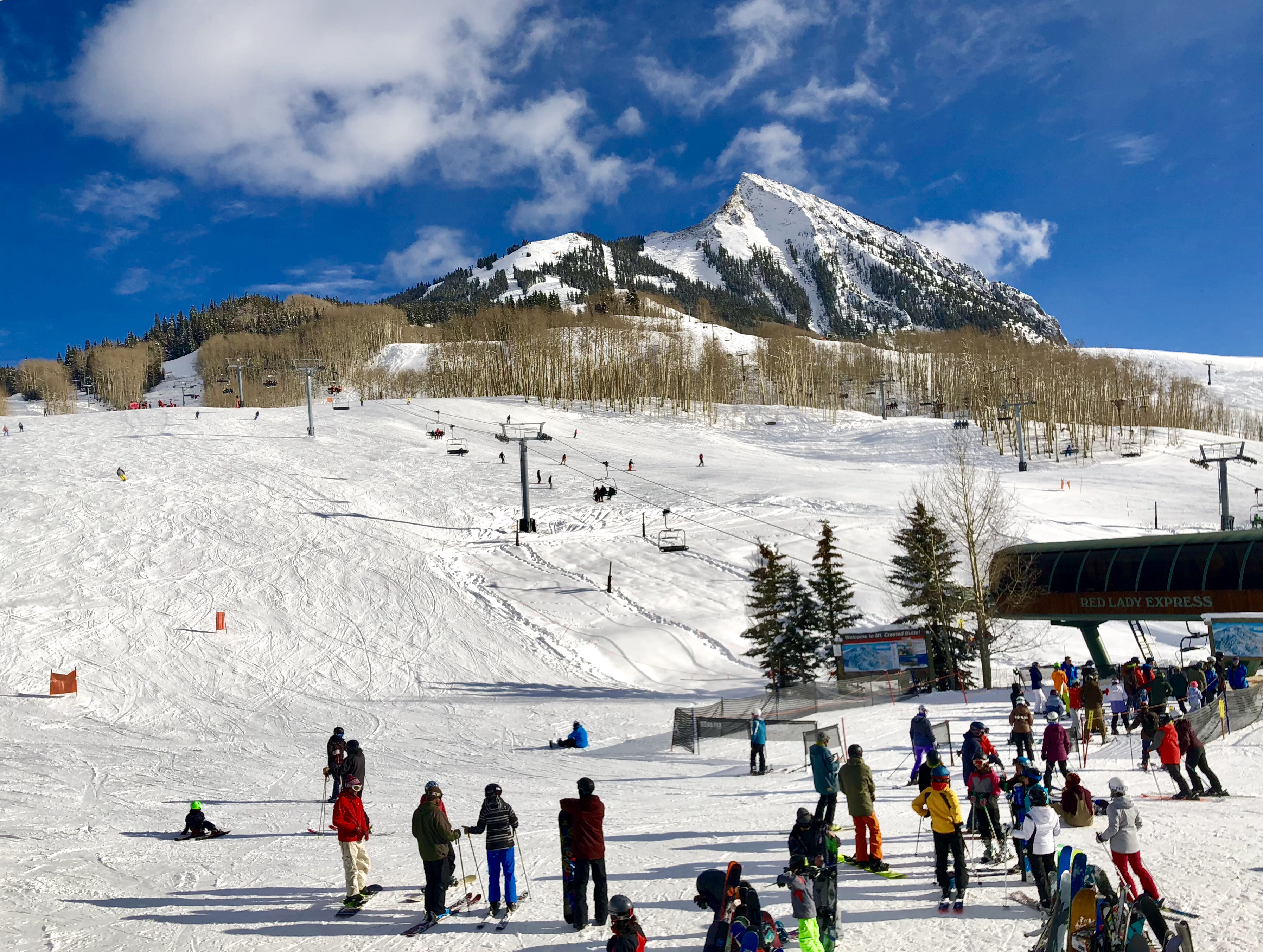 Crested Butte Mountain Resort ski
