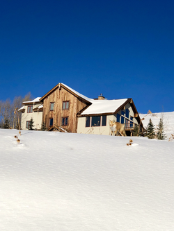 Crested Butte Colorado house