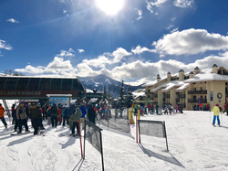 Crested Butte Mountain Resort skiing