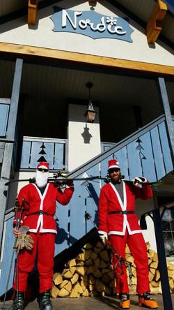 Nordic Inn Crested Butte Christmas