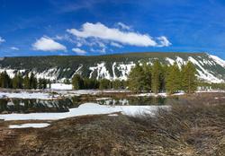 Crested Butte Colorado scenery
