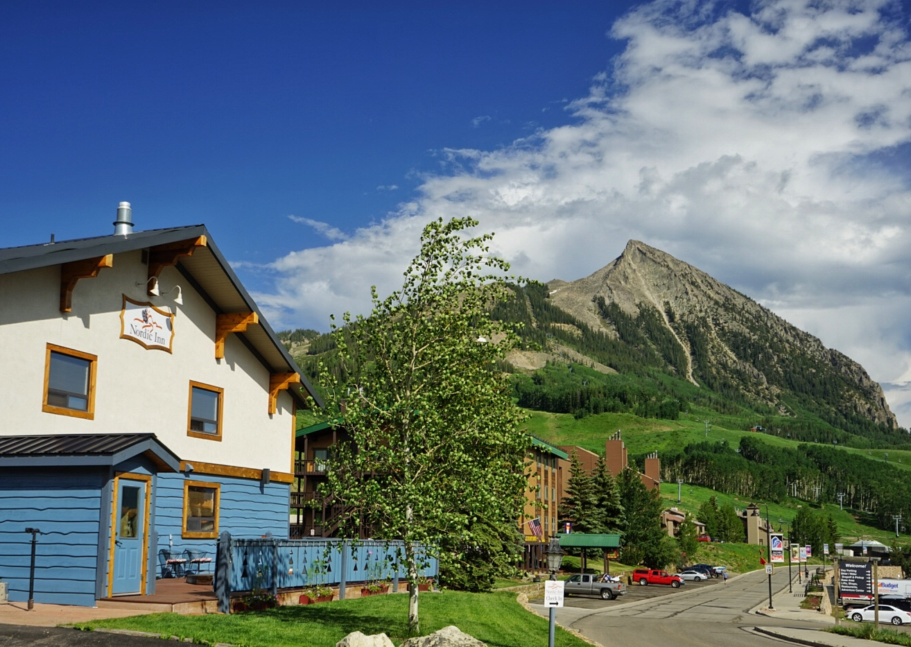 Nordic Inn Mount Crested Butte