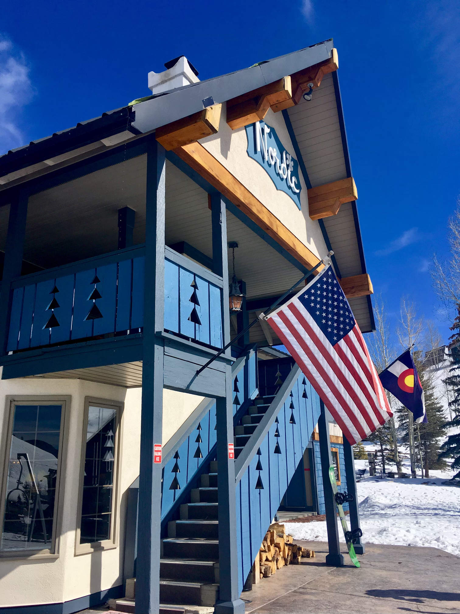 Nordic Inn Crested Butte