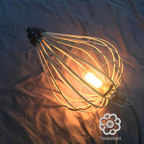 Lampe baladeuse HIRONDELLE LIÊU + variateur - Ø 30 cm x H 47 cm - Timeislight