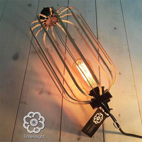 Lampe baladeuse HIRONDELLE LAN + variateur - Ø 21 cm x H 46 cm - Timeislight