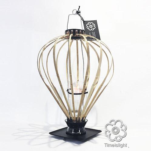 Bougeoir HIRONDELLE LIÊU - Ø 30 cm x H 47 cm - Timeislight